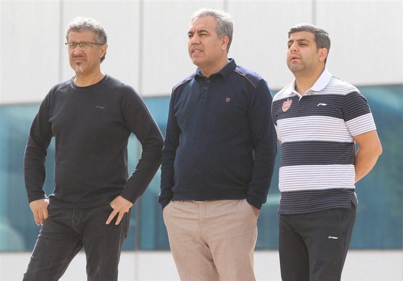 ایرج عرب: خواهان تغییر زمان بازی با سپاهان هستیم، بیرانوند نیازی به جراحی ندارد