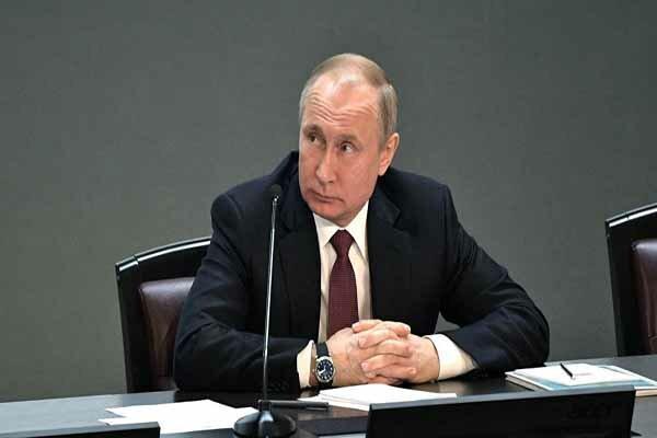 پوتین: منطقه کاهش تنش در سوریه نباید پناهگاه تروریست ها باشد
