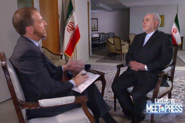 ظریف: آمریکا نمی تواند پایان دهنده جنگی باشد که آن را شروع می نماید
