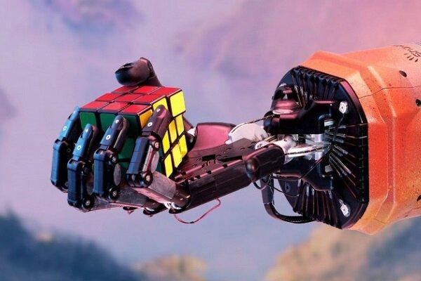 دست رباتیک مکعب روبیک را به سرعت حل می نماید