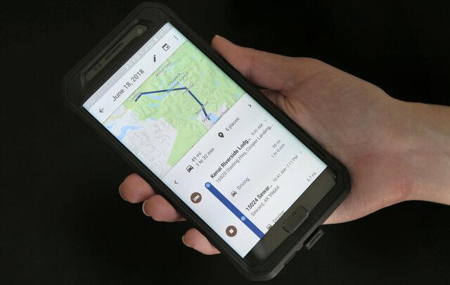 فعالسازی حالت ناشناس در گوگل مپس برای دستگاه های اندرویدی