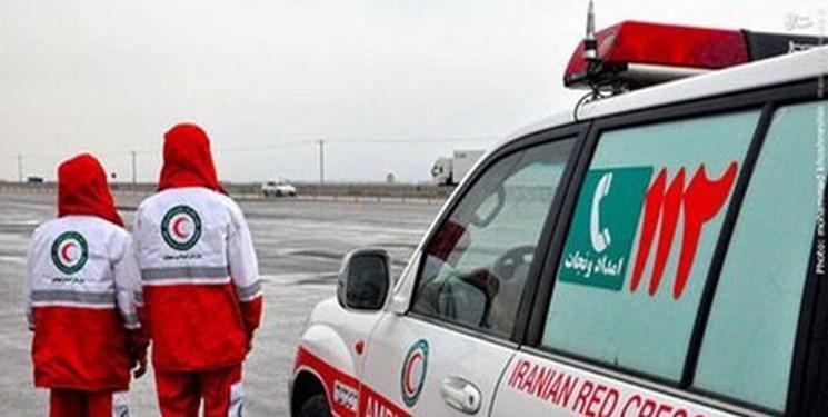 امدادرسانی جمعیت هلال احمر فارس به 47 مورد حادثه در هشت روز گذشته ، انتقال 9 مصدوم به مراکز درمانی