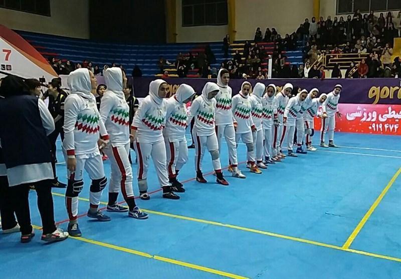 ارومیه و میزبانی دهمین اردوی تیم ملی کبدی بانوان ایران