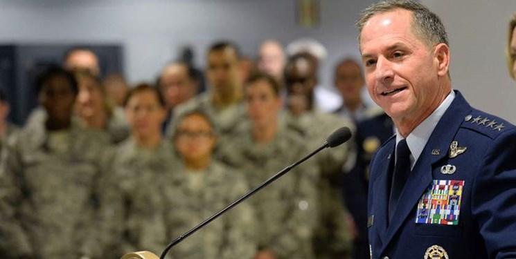 فرمانده نیروی هوایی آمریکا خواستار وحدت کشورهای عربی علیه ایران شد