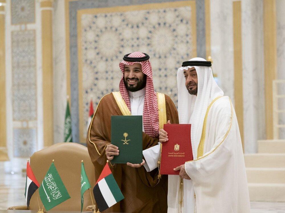 در دیدار بن سلمان با ولیعهد امارات چه گذشت؟