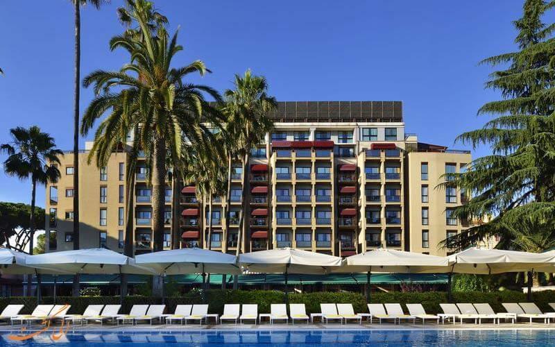 معرفی هتل 5 ستاره هتل پارکو دی پرینسیپی گرند در رم