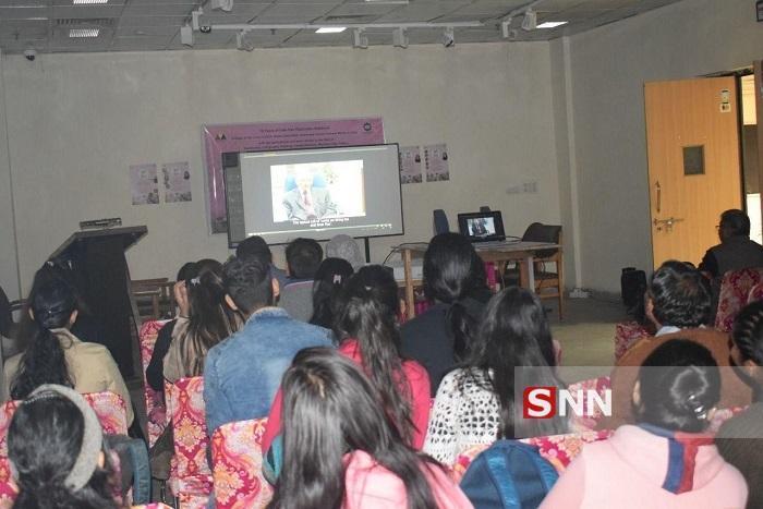 اکران فیلم های جشنواره عمار در هند