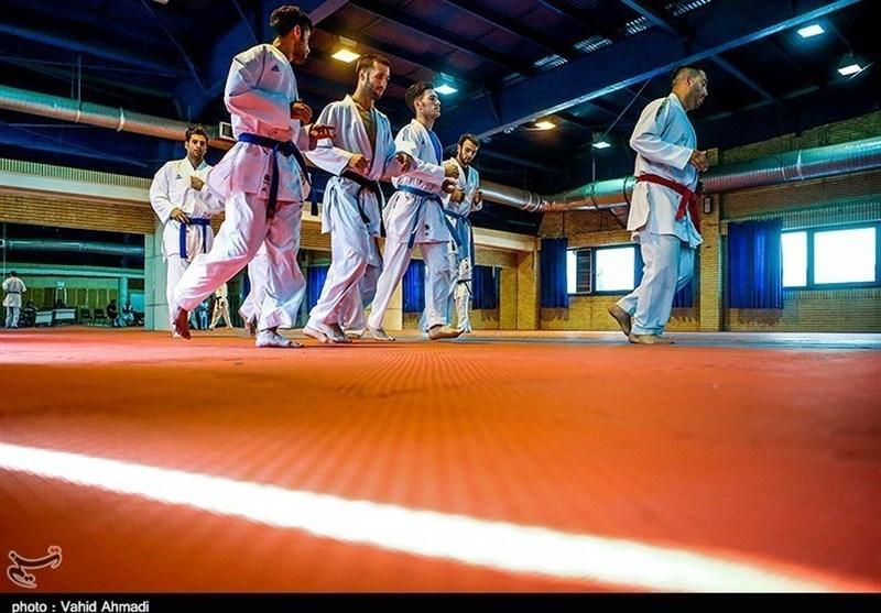 پیگیری تمرینات ملی پوشان کاراته در سالزبورگ