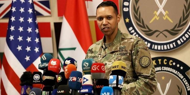 سخنگوی ائتلاف آمریکایی: فعلا با 5200 نظامی در عراق می مانیم