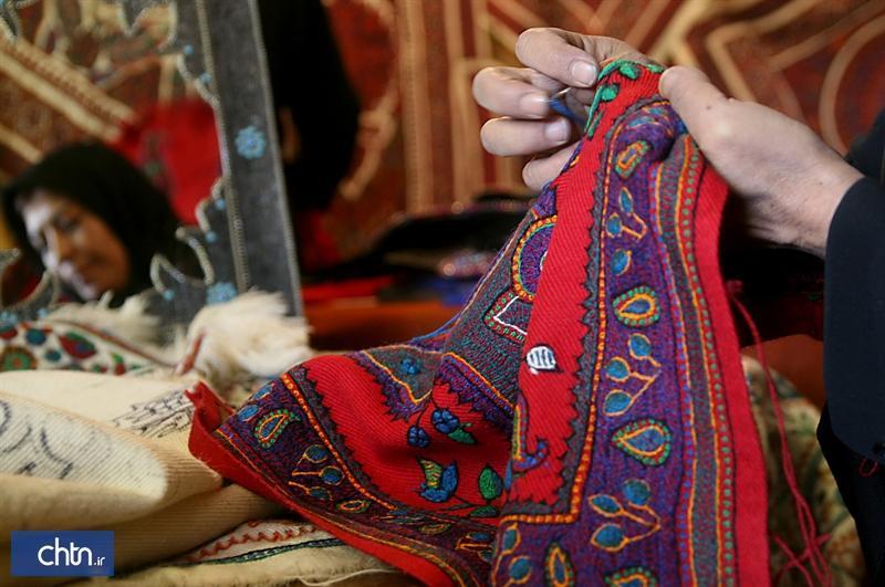 افزایش تولیدات صنایع دستی استان کرمان در شرایط قرنطینه خانگی