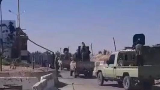 پیوستن یک گروه مسلح تحت آموزش آمریکا به ارتش سوریه