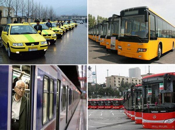 احتمال افزایش کرایه حمل و نقل عمومی از خرداد درصورت کنترل کرونا
